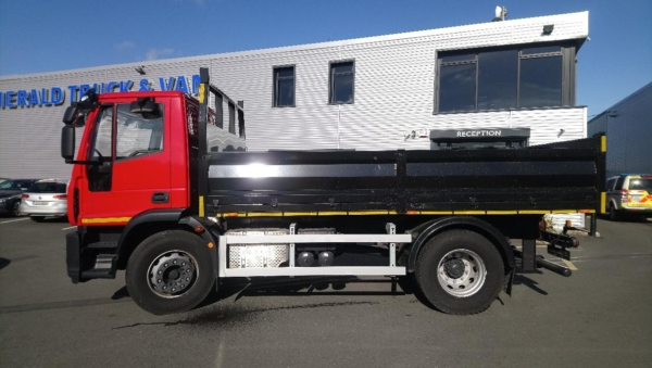 18 t Drive away Iveco Eurocargo Tipper