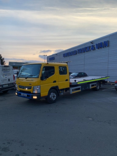 Mitsubishi Canter Recovery Tilt and slide available for sale